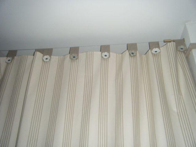 Les passions de claudie for Cable acier pour rideau